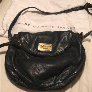 Marc by Marc Jacobs medium shoulder bag leather